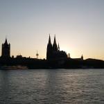 © S. Gärtner,  Köln - Skyline