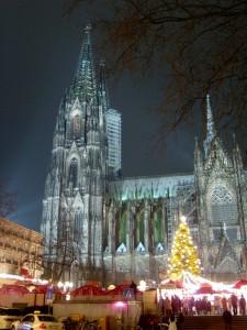 Weihnachtsmärkte -Markt der Herzen am Dom